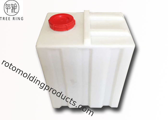 200l Chemical Dosing Rotomolding Products For Water Treatment Rectangular / Square