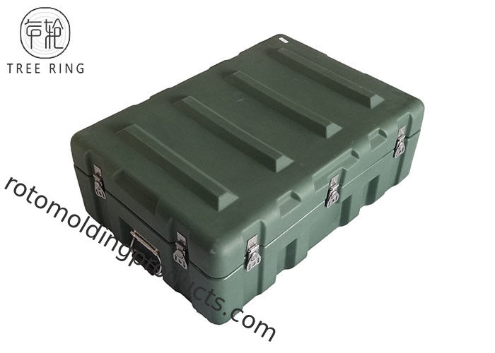MI820 * 580 * 320 Anti-Crash Roto Molded Cases With Single Lid Lightweight